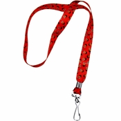 Sesame Street Elmo Full Faces Lanyard