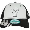 Punisher Visor Print Hat