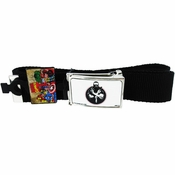 Punisher Gun Cross Mesh Belt