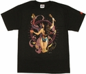 Wonder Woman Rama T Shirt