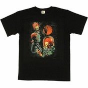 Mars Attacks Three Martian Mars T Shirt