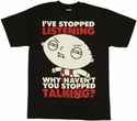 Family Guy Stewie T-Shirt