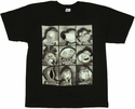 Family Guy Mug Shots T-Shirt