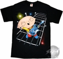 Family Guy Stewie Hero T-Shirt