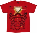 Iron Man Suit T Shirt
