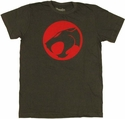 Thundercats Logo T Shirt Sheer