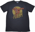 Flash Punch T Shirt Sheer