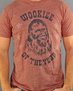 Star Wars Wookiee T Shirt Sheer