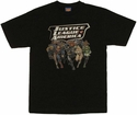 Justice League Group T Shirt