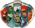 Justice League Hero Belt Buckle