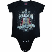 Willie Nelson Trouble Snap Suit