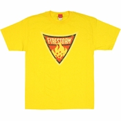 Firestorm Shield T Shirt