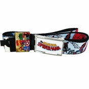 Spiderman Amazing Mesh Belt