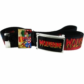 X Men Wolverine Name Mesh Belt