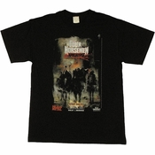 Four Horsemen End of Days Book Three T Shirt
