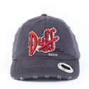Simpsons Duff Opener Hat