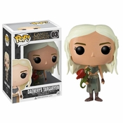 Game of Thrones Daenerys Pop TV Vinyl Figurine