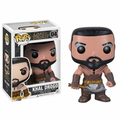 Game of Thrones Khal Pop TV Vinyl Figurine