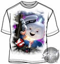 Ghostbusters Stay Puft T-Shirt