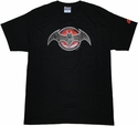 Batman Flashpoint Logo T Shirt