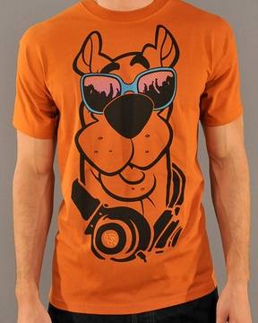 Scooby Doo Sunglasses T Shirt