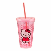Hello Kitty Dots Travel Cup