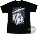 Star Trek Enterprise Warp T-Shirt
