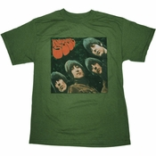Beatles Rubber Soul T Shirt