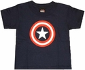 Captain America Toddlers T-Shirt