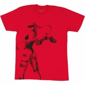 Street Fighter IV Cammy T Shirt Sheer