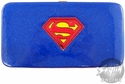 Supergirl Sparkle Clutch Wallet