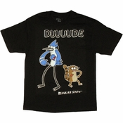 Regular Show Synchronize Watches T Shirt