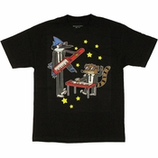 Regular Show Keytar T Shirt