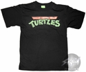 Teenage Mutant Ninja Turtles Classic Logo T-Shirt