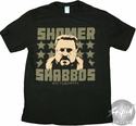 Big Lebowski Shomer T-Shirt Sheer