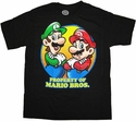 Mario Property Youth T Shirt