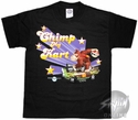 Donkey Kong Chimp Kart Youth T-Shirt