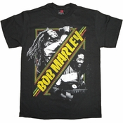 Bob Marley Perform T Shirt