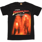 Indiana Jones Archeologique T Shirt Sheer