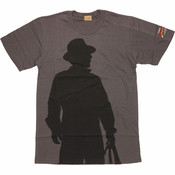 Indiana Jones Shadow T Shirt Sheer