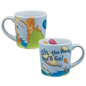 Dr Seuss Places Mug