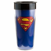 Superman Logo Travel Mug