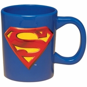 Superman Logo Jumbo Mug