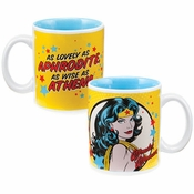 Wonder Woman Goddess Mug