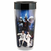 Star Wars Poster Travel Mug