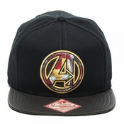 Avengers Iron Man Logo Hat