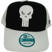 Punisher Logo Mesh Hat