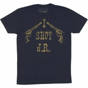 Dallas Shot JR T Shirt Sheer
