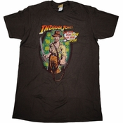 Indiana Jones Song T Shirt Sheer