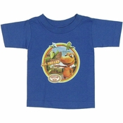 Dinosaur Train All Aboard Toddler T Shirt